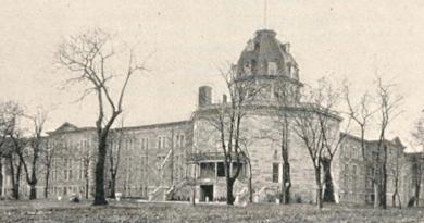 Szpital psychiatryczny na Wyspie Blackwell
