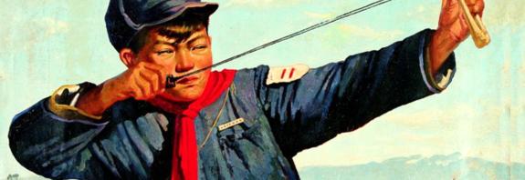 Chiny - historia wojny i głodu