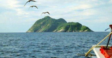 Wyspa Nazino