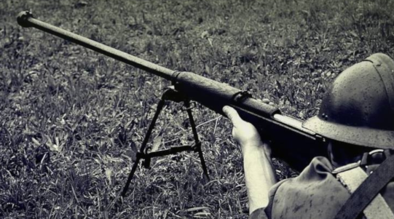 Polski tajny karabin Ur - broń z czasów II wojny światowej