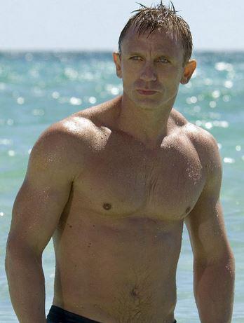 Daniel Craig jako agent James Bond 007