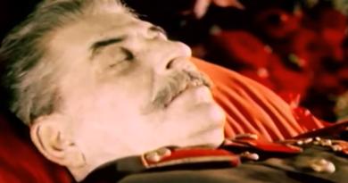 Śmierć Stalina - jak umarł dyktator?