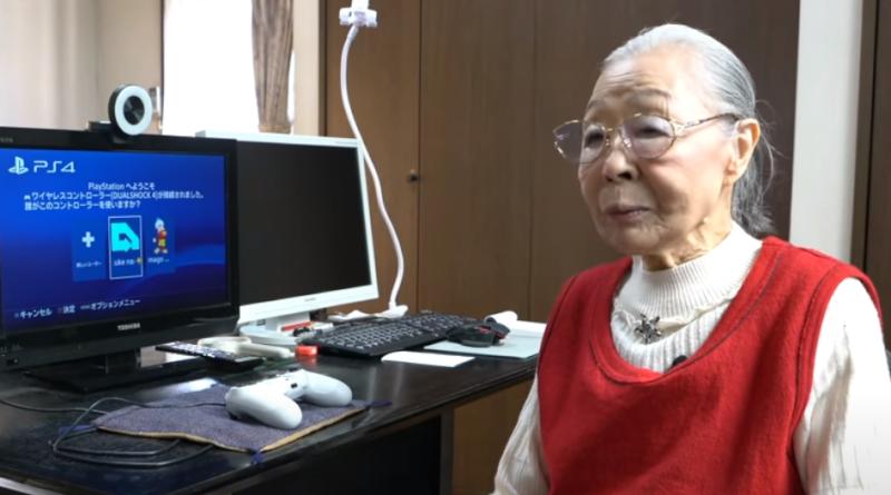 "Gamer Grandma wpisana do ""Księgi rekordów Guinnessa"""