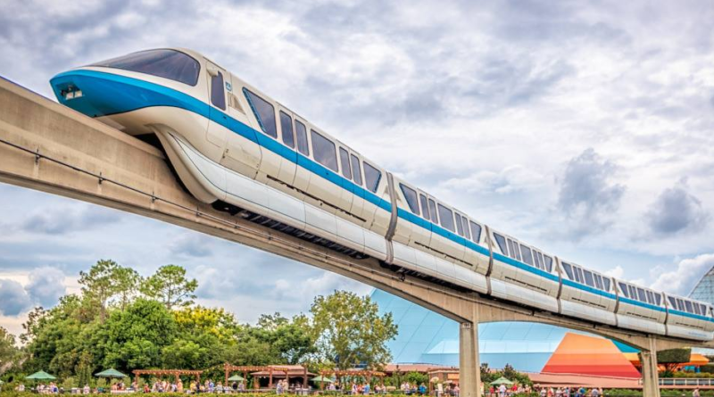 Monorail deDisney