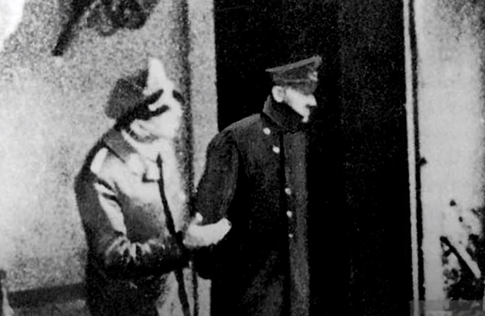 Ostatnie zdjęcie Hitlera