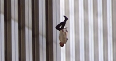 The Falling Man - zamach na World Trade Center
