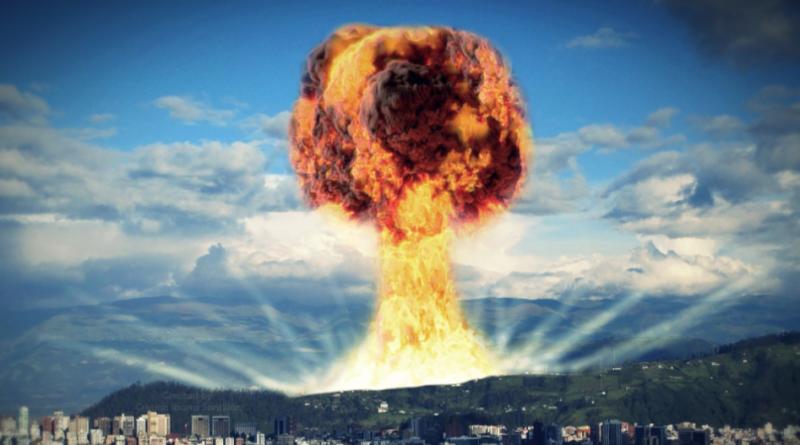 Wybuch bomby atomowej