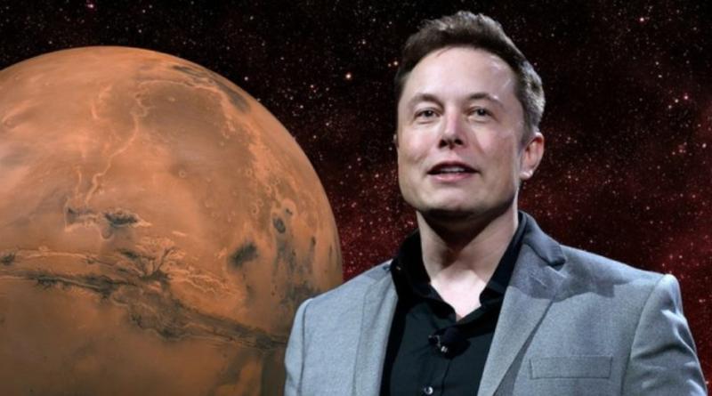 """Elon Musk i SpaceX zapowiadają loty na Marsa jako """"najwyższy priorytet"""". Budują statek kosmiczny Starship"""