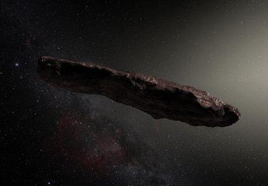 Oumuamua - nowe odkrycie i informacje. Czy to pozaziemska technologia obcych?