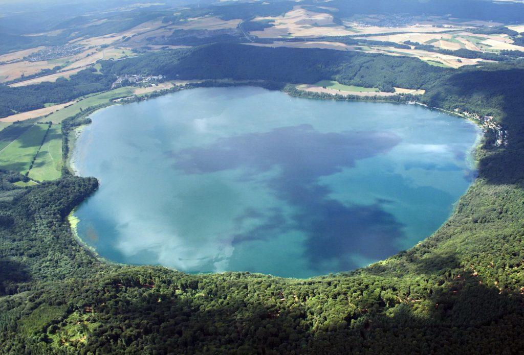 Jezioro Laacher See