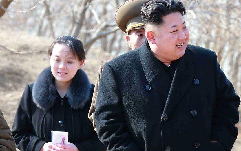 Siostra Kima miała zastąpić dyktatora po jego zniknęciu