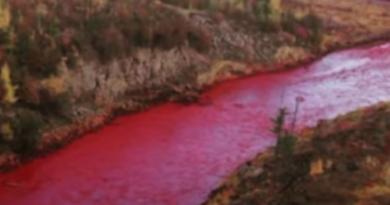 Wyciek z elektrowni w Rosji -rośnie skażenie rzek i gleby