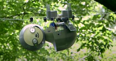 Leniwiec SlothBot i ochroba zagrożonych gatunków - czy zintegruje się ze środowiskiem naturalnym?