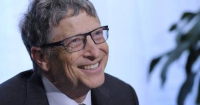Bill Gates i chemitrails - chce rozpylać chemikalia w atmosferze