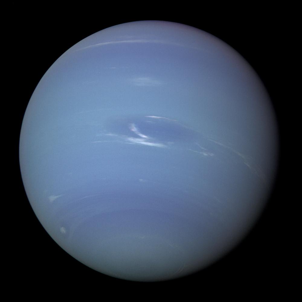Neptun skrywa pod powierzchnią diamenty?
