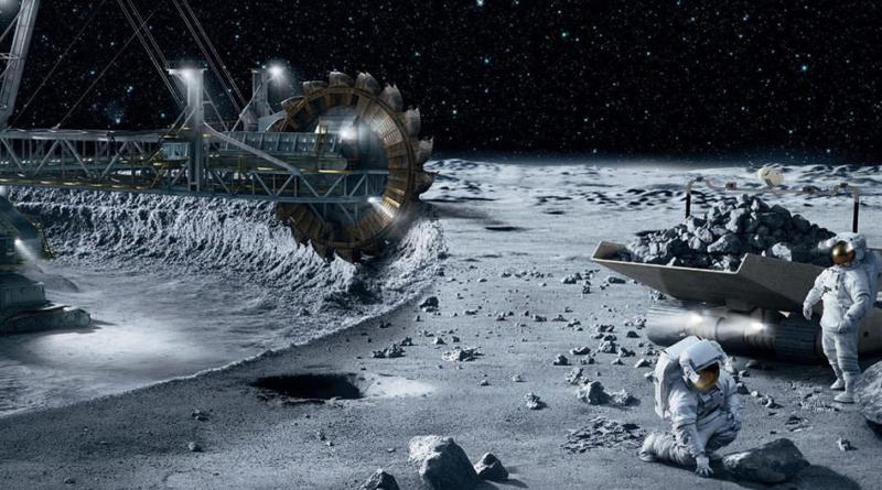 Kosmiczne górnictwo i niezwykłe misje kosmiczne - kto pierwszy zdobędzie kosmiczne surowce?