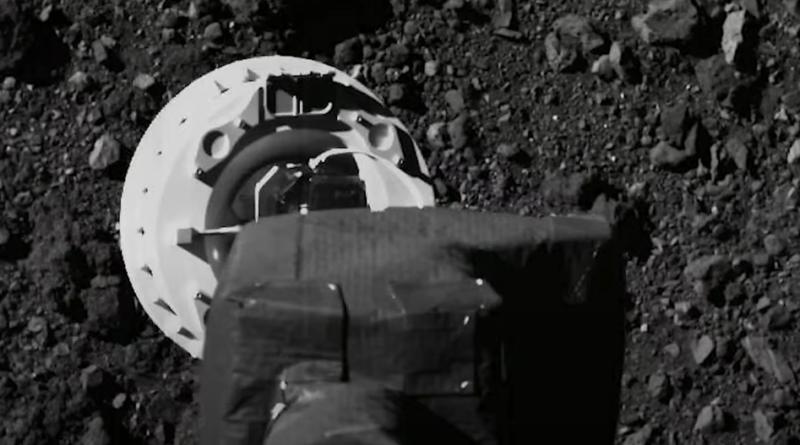 Asteroida Bennu - NASA i lądowanie na asteroidzie
