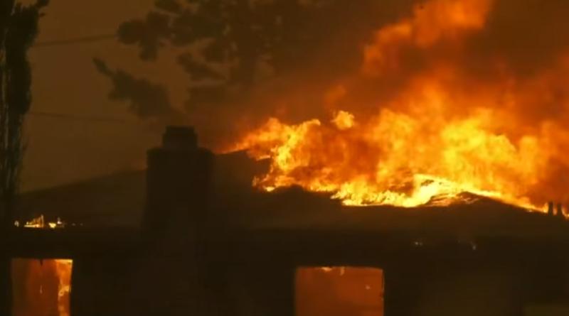 Pożary w USA w Kalifornii i globalne ocieplenie - naukowcy publikują nowe prognozy