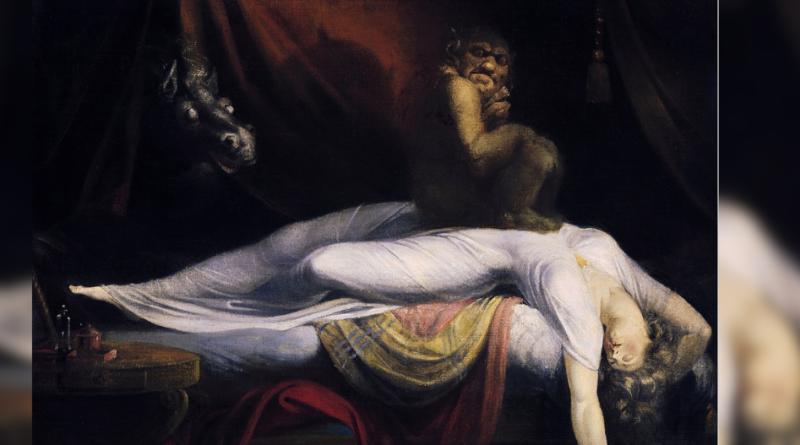 """Paraliż senny - jakie są objawy skąd się bierze """"uczucie umierania"""""""