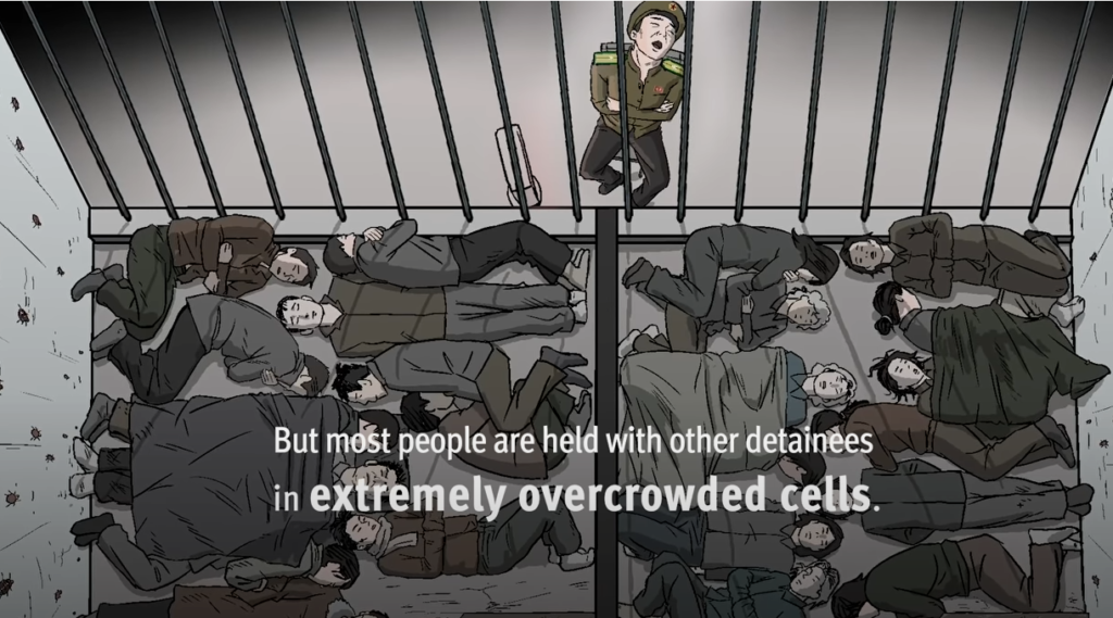Aresztowanie w Korei Północnej - najgorsze więzienie na świecie?