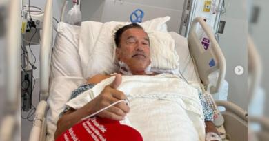 Arnold Schwarzenegger i kolejna operacja serca - to terminator nie tylko w filmie