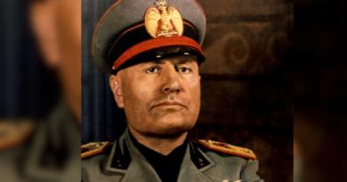 Benito Mussolini - dramatyczny koniec dyktatora