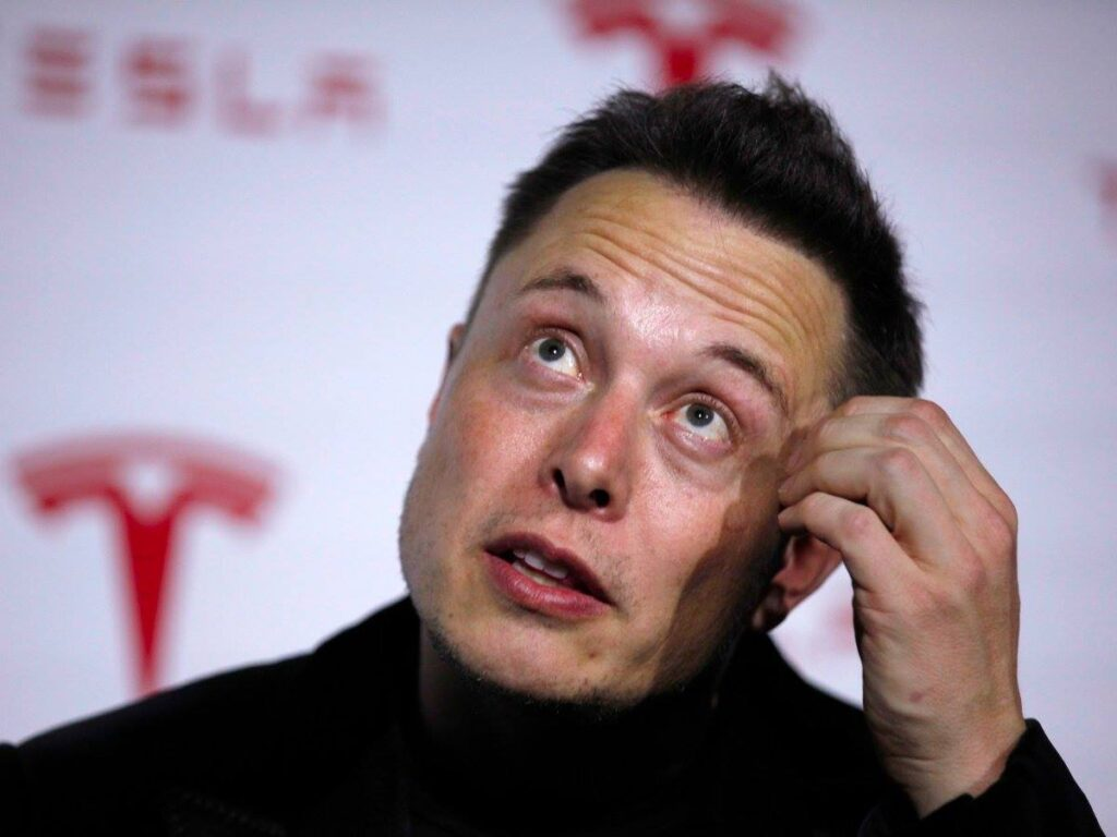 Elon Musk kontra szczepionka na COVID-19
