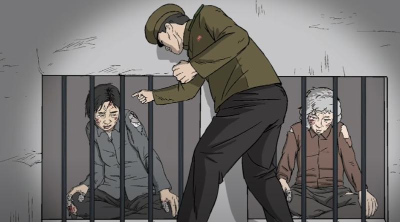 Więzienie w Korei Północnej - cieżko w nim dożyć do wyroku