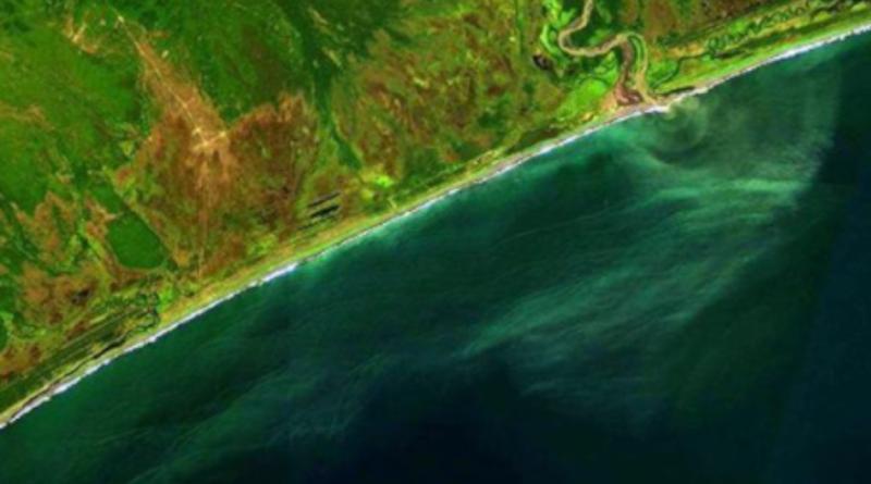 Skażenie w Rosji - wyciek paliwa rakietowego do morza?