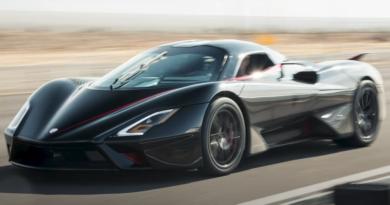 Padł rekord prędkości. SSC Tuatara to nowy najszybszy samochód świata