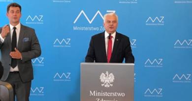 Ministerstwo Zdrowia zapowiada nowy program:Odbudowa zdrowia Polaków po epidemii i profilaktyka 40+. Planowane są też paszporty covidowe w Polsce