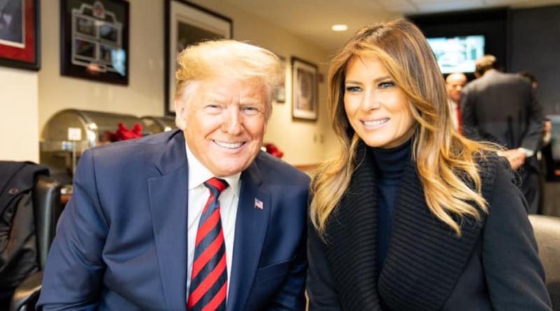 Donald Trump i Melania Trump - wybory w USA to również wielki rozwód?