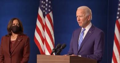 Joe Biden ujawnia swoje plany i poglądy - darmowa szczepionka na COVID-19 w USA