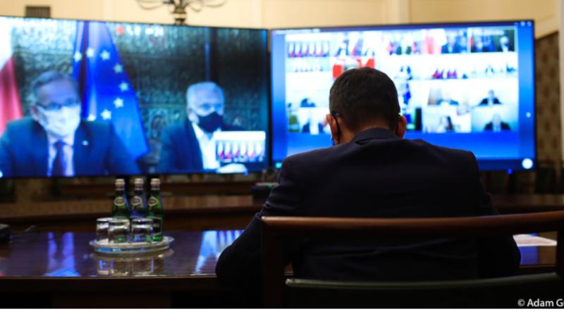 Lockdown w Polsce - Horban i Niedzielski wiedzą kiedy może nastąpić zamknięcie kraju