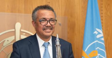 Trwa wojna w Etiopii, a szef WHO Tedros Adhanom Ghebreyesus został oskarżony o wspieranie rebeliantów