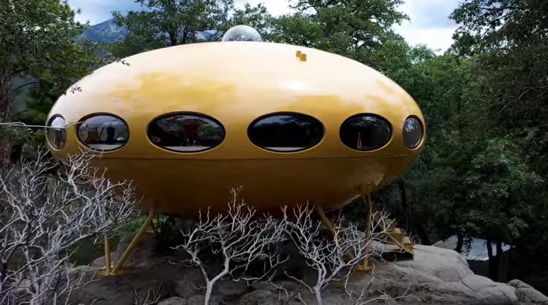UFO dom na sprzedaż - rynek nieruchomości nie z tej ziemi