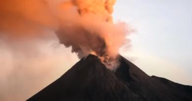 Indonezja - wulkan Merapi znowu aktywny