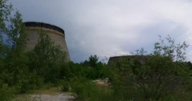 Czarnobyl, elektrownia i zona na liście UNESCO?