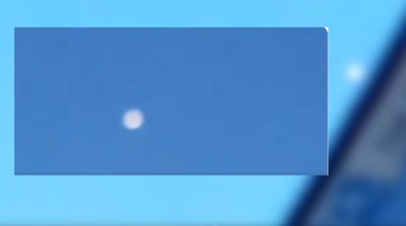 UFO w Pakistanie i tajemnicze nagranie WIDEO
