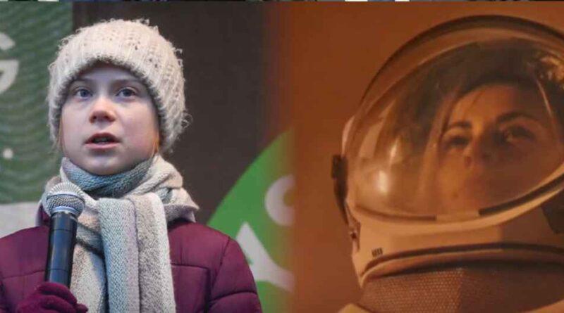 Lądowanie łazika Perseverance na Marsie kontra Greta Thunberg. Krytykuje kosz misji kosmicznej Mars 2020