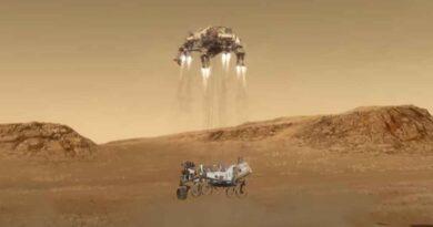 Łazik Perseverance i lądowanie na Marsie - transmisja w internecie od NASA na żywo. Kiedy i gdzie oglądać?