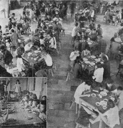 Historia Chin i Wielki Skok Naprzód. Darmowe stołówki zastąpił wkrótce wielki głód