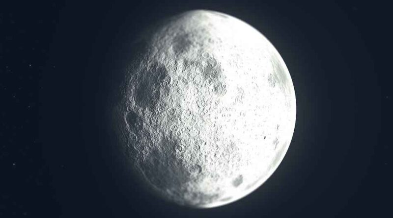 Bank genów na Księżycu. Szykuje się kosmiczna Arka Noego