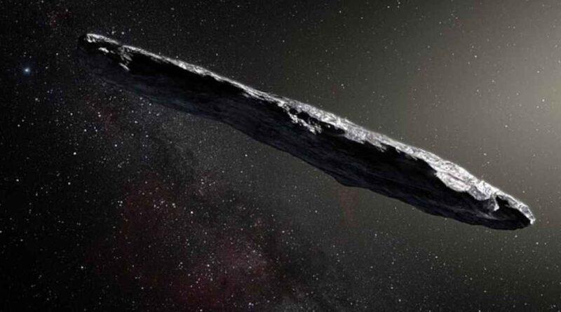 Skąd pochodzi i czym jest Oumuamua? Nowa teoria