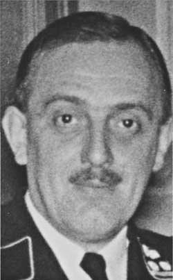 Franz Huber - kolejny bezkarny niemiecki zbrodniarz