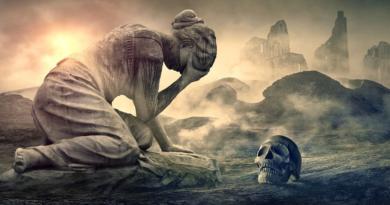 Najgorszy rok w historii ludzkości rok 536? Mroczne wydarzenia, wojny, plagi śmierć, głód,,, a to był dopiero początek