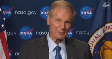 """Szef NASA Bill Nelson skomentował raport Pentagonu dotyczący spotkań z UFO. """"Nie jesteśmy sami w kosmosie"""""""