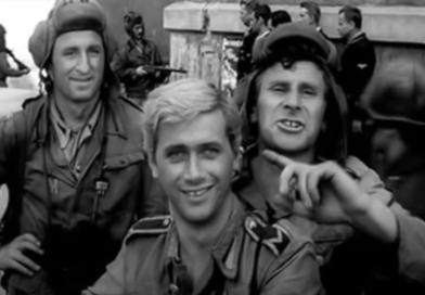Czterej Pancerni i Pies - prawdziwa historia załogi i czołgu Rudy 102