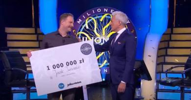"""Pytanie za milion w programie """"Milionerzy"""". Jacek Iwaszko znał odpowiedź!"""